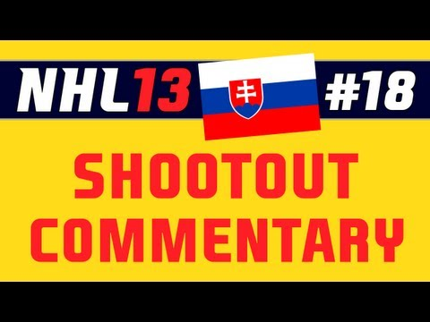 NHL 13: Shootout Commentary ep. 18