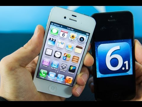NEW iOS 6.1 Review - Official Beta 3 Firmware Update Features Overview