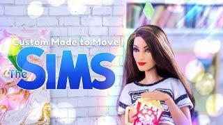 DIY - How to Make: CUSTOM Made to Move SIMS Doll | PLUS | DIY Plum Bob