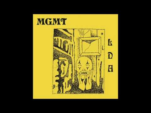 MGMT - Little Dark Age (Full Album)