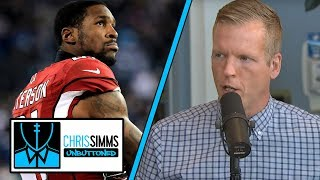 Patrick Peterson's character in question after PED suspension? | Chris Simms Unbuttoned | NBC Sports
