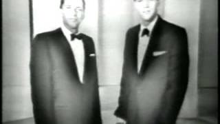 "Frank Sinatra ""Duets"" with Elvis Presley :""Love me tender"""
