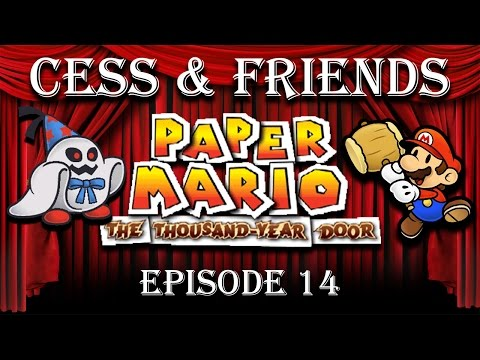 THE CASE OF THE MISSING P | Paper Mario: The Thousand-Year Door #14