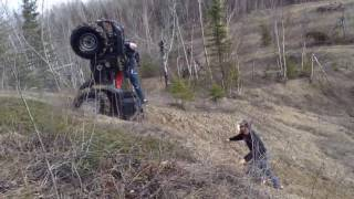 [Epic Fail- Swamp ATV Uncleanliness] Video