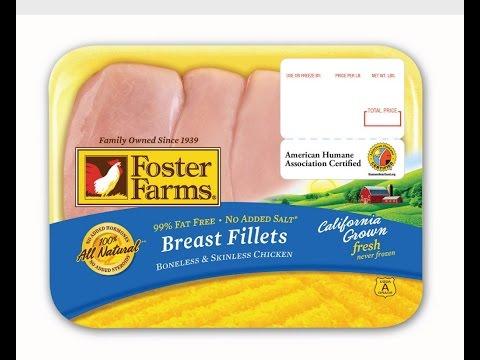 10,000 Sickened by Foster Farms Salmonella Chicken; Flashback
