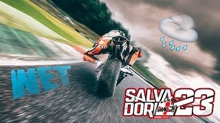 300KM/H IN MOTO SUL BAGNATO - MUGELLO LIKE A SIR RACEVLOG #02