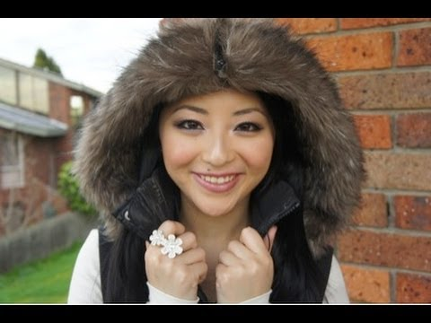 Rosy Winter Makeup Tutorial