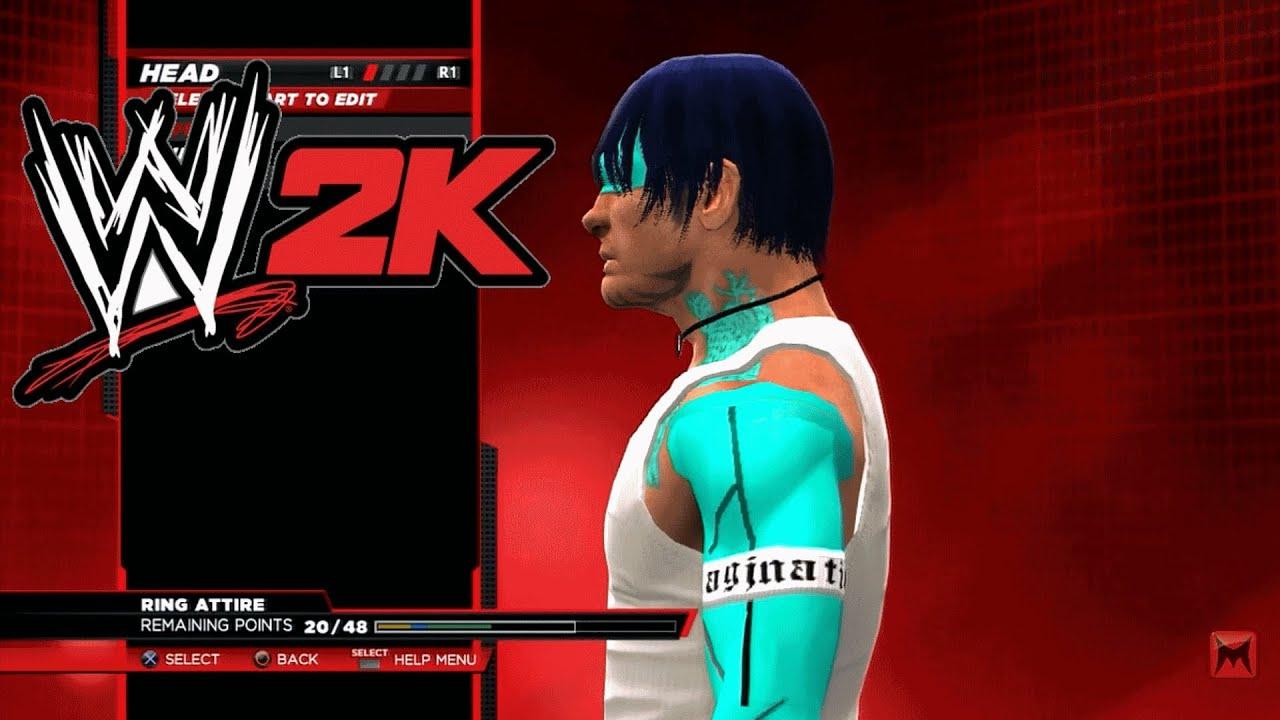 Jeff Hardy Wwe Games Wwe 2k14 Jeff Hardy Hctp Caw