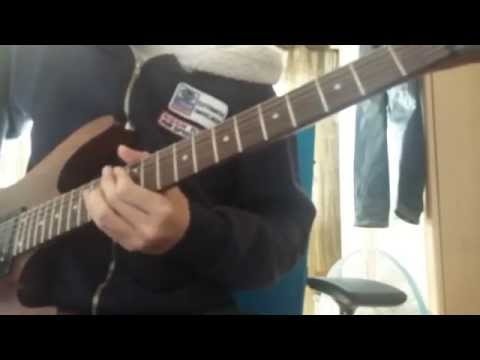 Radiohead - Bodysnatchers (Guitar Cover)