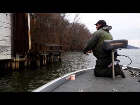 Shooting JIgs for Lake Guntersville Crappie