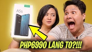 OPPO A5s Unboxing and Review - GINALINGAN NI OPPO!!!