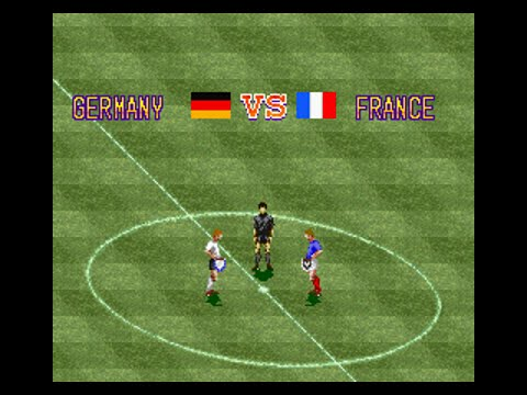 ISS | Sunny Cup | Round 2 | Germany vs France | SGCTS