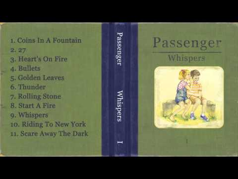 Passenger - Whispers (Official Full Album Stream)