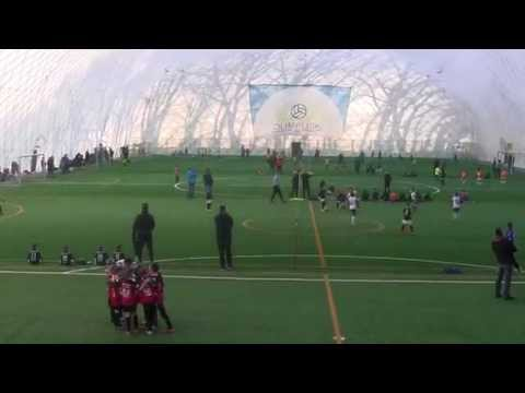 CZ10-Turniej Forza Cup 2015-Wrocław 07.02.15-KS Talent Bolesławiec vs AS Progres Kraków - III mc