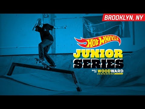 Brooklyn NY Skate Highlights - Hot Wheels Junior Series