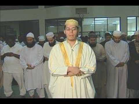 Sheikh Abdelkarim! Surat Anfal part 3 (قارئ مغربي)