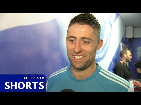 Cahill: They made it tough