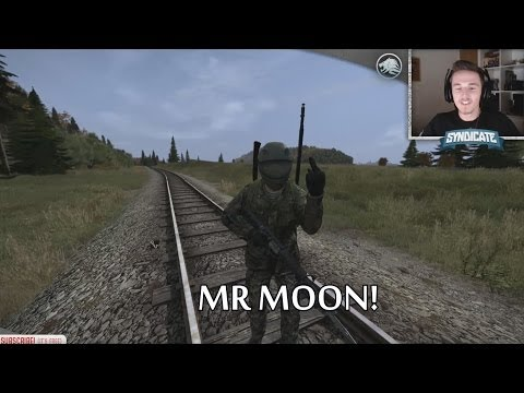 Meeting Mr Moon - (DayZ)