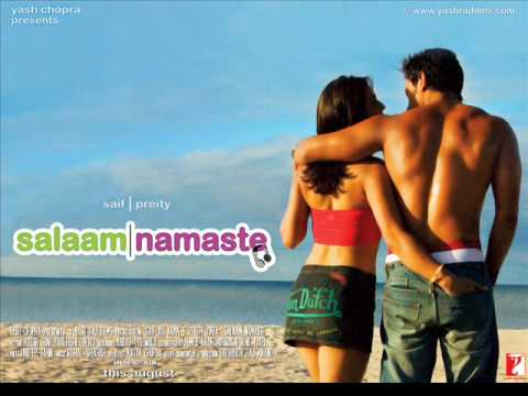 Salaam Namaste - My dil Goes Mmmm (LYRICDOWNLOAD)