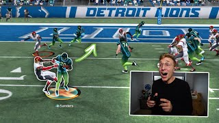 Barry Somehow Broke THIS Tackle... Wheel of MUT! Ep. #36
