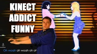 Just Dance 2014 Kinect Funny Moments