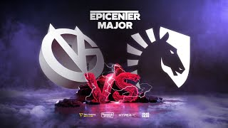 Team Liquid vs Vici Gaming, EPICENTER Major Grand-final, bo5, game 5 [Mael & NS]