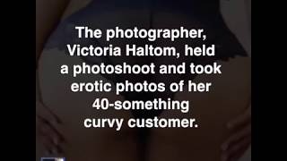 "Woman gives her husband ""sexy pics."" 3 days later he mails THIS to the photographer."