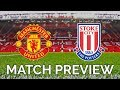 MANCHESTER UNITED vs STOKE CITY | PREMIER LEAGUE