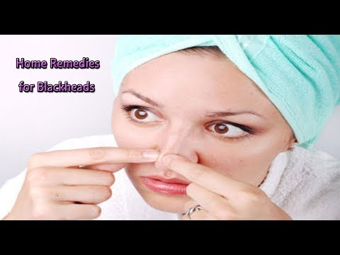 How to Remove Blackheads From Nose & Face || Naturally at Home ||