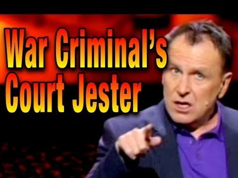 Colin Quinn's False History Pushes Iraq War LIE about UN inspectors & Saddam