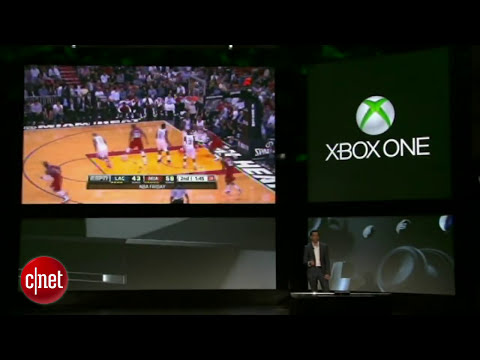 CNET News - Microsoft unveils Xbox One, with new voice control