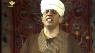 الشيخ ياسين التهامي وهو صغير إنشاد الحب فإسلم