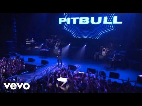Give Me Everything (VEVO LIVE! Carnival 2012: Salvador, B...