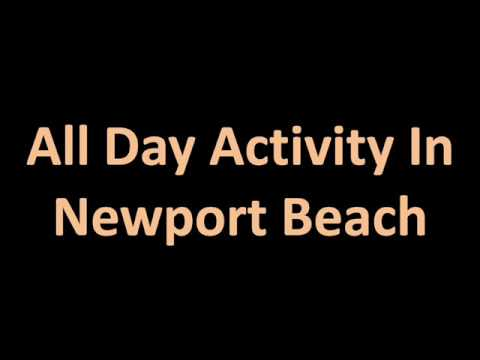 Travel and Vacation Tips and Informations - All Day Activity In Newport Beach