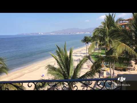 Villa La Estancia Beach Resort & Spa Riviera Nayarit. Mexico. DJI Osmo 4k. Suite 1401