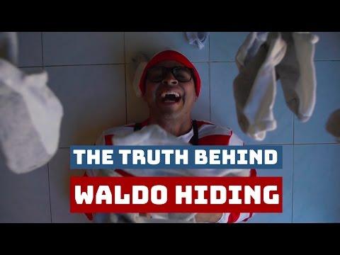 The Truth Behind Waldo Hiding - David Lopez