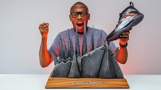 UNBOXING: 1 of 10 Dame Lillard Game Of Thrones SNEAKERS