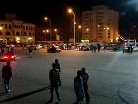 التمتيع فنون و ليس جنون. . . شباب بنغازي LIBYAN CRAZY DRIVER