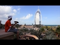 Dubai Frisbee Trick Shots | Brodie Smith