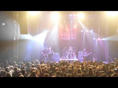 Ossián - Élő Sakkfigurák (2015.10.10. Veszprém Rocktóber)