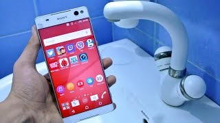 Download Sony Xperia C5 Ultra - Water Test HD 3Gp Mp4