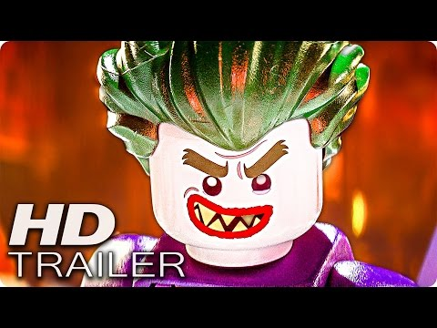 THE LEGO BATMAN MOVIE Trailer 3 German Deutsch (2017)