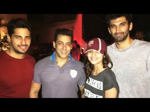Kick Movie Screening | Kick Movie Review | Salman Khan, Jacqueline Fernandez, Karan Johar & More! video