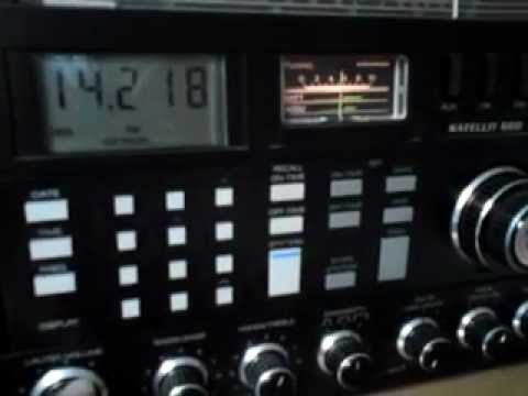 Ham Radio DX - 20m - from Barcelona-Spain Pt.1