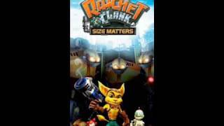 Ratchet And Clank Size Matters Soundtrack - Dayni Moon