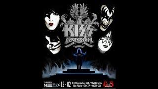 FELIPE MENDES FALA SOBRE KISS COVER BRAZIL SYMPHONY NO ROCKCAST DA KISS FM