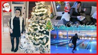 Kerst avond & eerste kerstdag! 🎄💖 | Melody Celine vlog #105