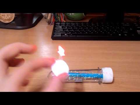 Как сделать светлячок для рыбалки своими руками