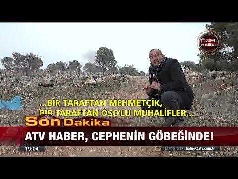 Atv Haber, cephenin göbeğinde! - 22 Ocak 2018