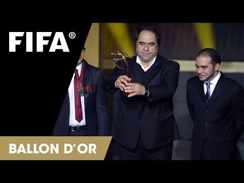 Afghanistan Football Federation: FIFA Fair Play Award